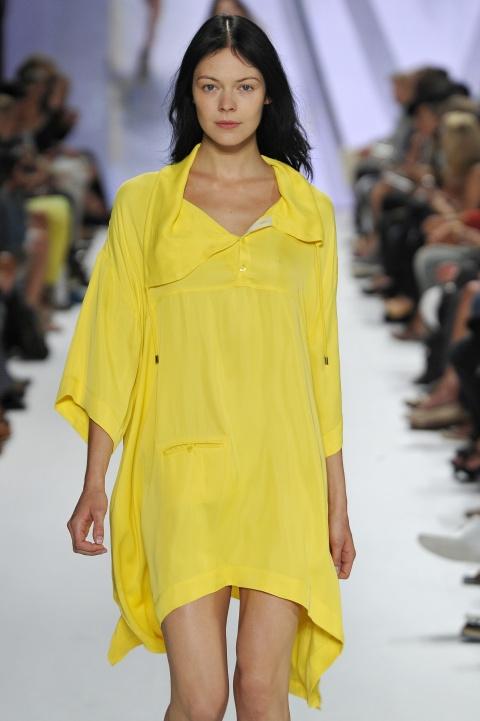 Robe Lacoste jaune