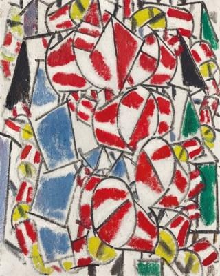Contraste de formes - Fernand Léger